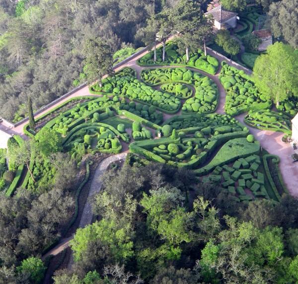 Marqueyssac jardin 2