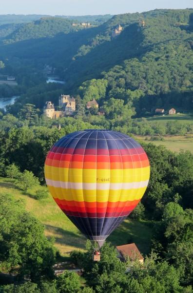 Fayrac, Castelnaud, Lacoste